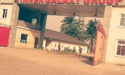 INNER GALAXY GROUP : Chinese Company Where Nigerians Are Treated Like Slaves