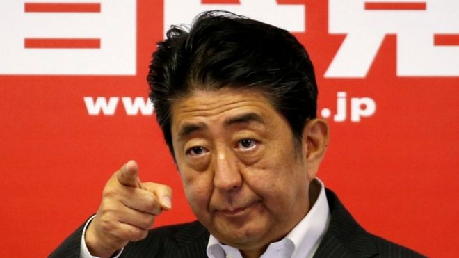 JAPAN PRIME MINISTER RESIGNS, FULFILLING TB JOSHUA 'S 2020 PROPHECY