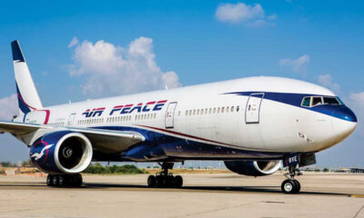 72 Years Old Man Dies Onboard Air Peace Flight, See What Killed Him