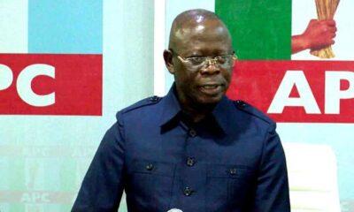 How Oshiomhole Boys Impeached Edo Speaker,Frank Okiye