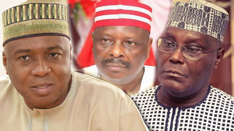 Atiku , Saraki And Kwankwaso Speak On Returning To APC