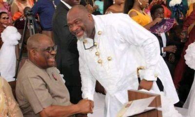 Top APC Rivers Member, Chidi Lloyd, Dumps Party To PDP