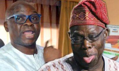 Ayos Fayose Condemns Obasanjo's Comment On Buruji Kashamu
