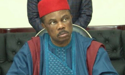Governor Willie Obiano after suspending 12 Anambra Monarch now wants to replace two of them who are from his hometown, Aguleri .