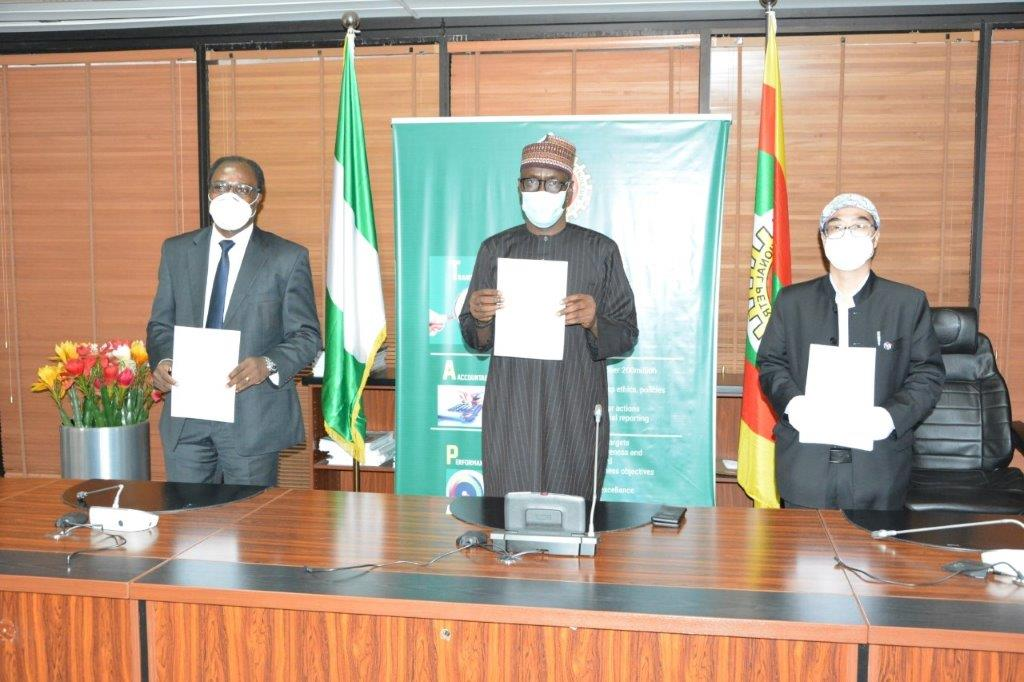 NNPC Signs Pact with Partners to Resolve OML 130 Dispute ...Resolution Will Immediately Unlock about $510million of Gas Revenue