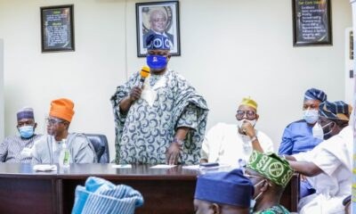 We have no other political party to call our own, Obasa urges for continued unity in APC
