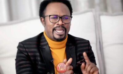 Joshua Iginla Spits Fire On CAMA, Describes Law as Coup Against Christianity ( video)