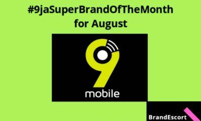 9mobile emerges #9jaSuperBrand Of The Month for August