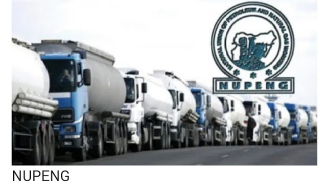 FUEL SCARCITY : NUPENG Orders Tanker Drivers To Pull Out Of Lagos
