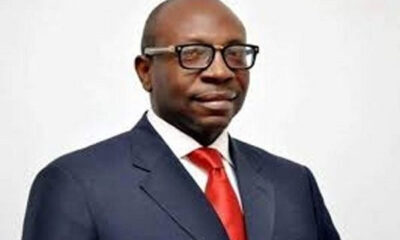 Oshiomhole Can Never Be My Godfather, Works For Me - Ize-Iyamu