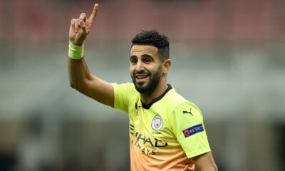 Star African football player to watch: Riyad Mahrez