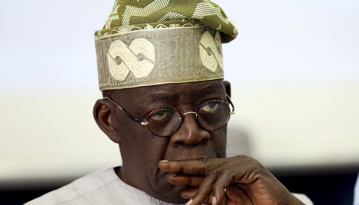 Nigerians Blast Tinubu For Saying He Doesn't Believe In One Nigeria