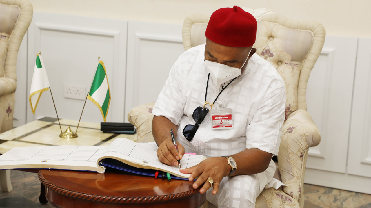 Uzodimma's Supreme Court Victory Will Be Reviewed - Primate Ayodele