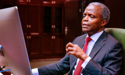 CAMA : Angry Pastors Should Approach N'Assembly- Yemi Osinbajo