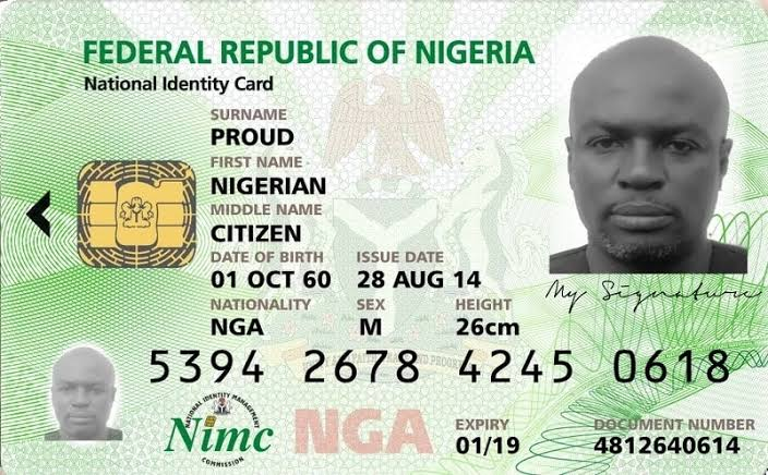 See how to print out your national ID Card by yourself