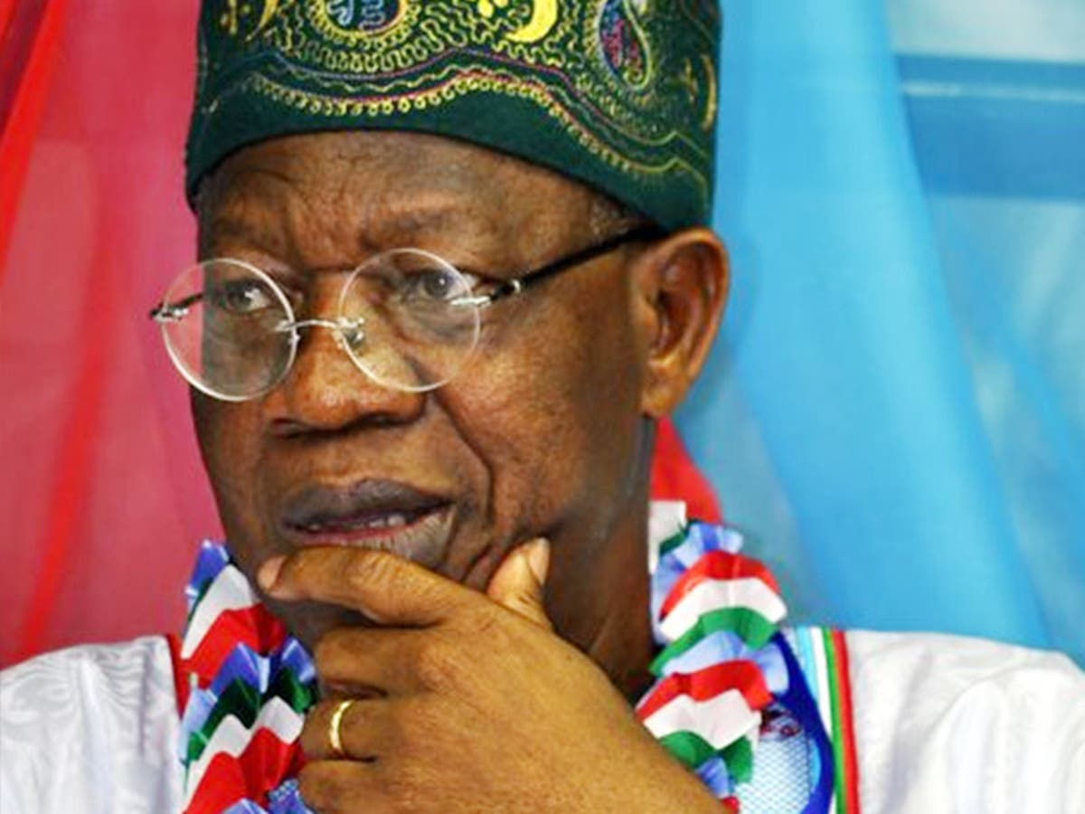 Lai Mohammed, NBC Ignore Stakeholders Unveils NBC Code
