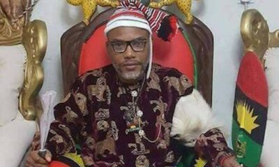 NNAMDI KANU : Why Gov. Uzodinma Is Supporting Fulani Agenda In Imo