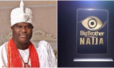 Nigerians React To Ooni Of Ife's Call To Scrap BBNaija