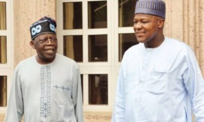 2023 ELECTION : Yakubu Dogara Speaks On Running With Tinubu