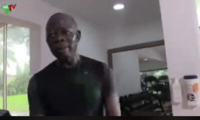 Watch Video Of Oshiomhole Speak About Edo Election