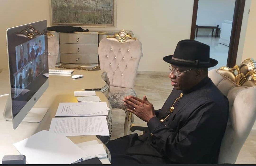 Goodluck Jonathan Presents 10 Major Achievements He Handed To Buhari