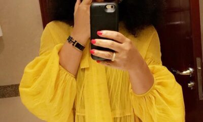 Nigerian Man Calls Out Actress Rita Dominic for using iPhone 6