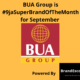 BUA Group is #9jaSuperBrandOfTheMonth for September - BrandEscort