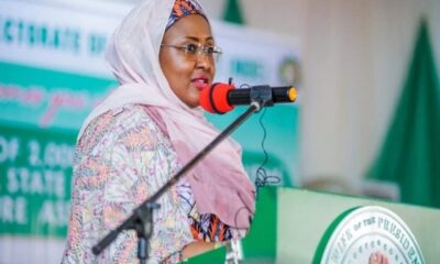 COVID-19 : Real Reason Allah Allowed The Pandemic - Aisha Buhari
