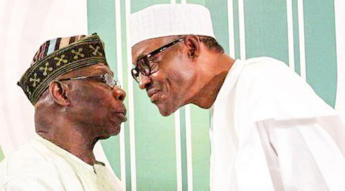 Buhari Is The Only One Alive Who Can Confront Obasanjo And Survive-FG