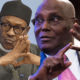 FUEL PRICE INCREASE : Atiku Knocks Buhari's Deregulation Policy