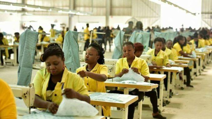 Cross River Garment Factory Begins Garment Export