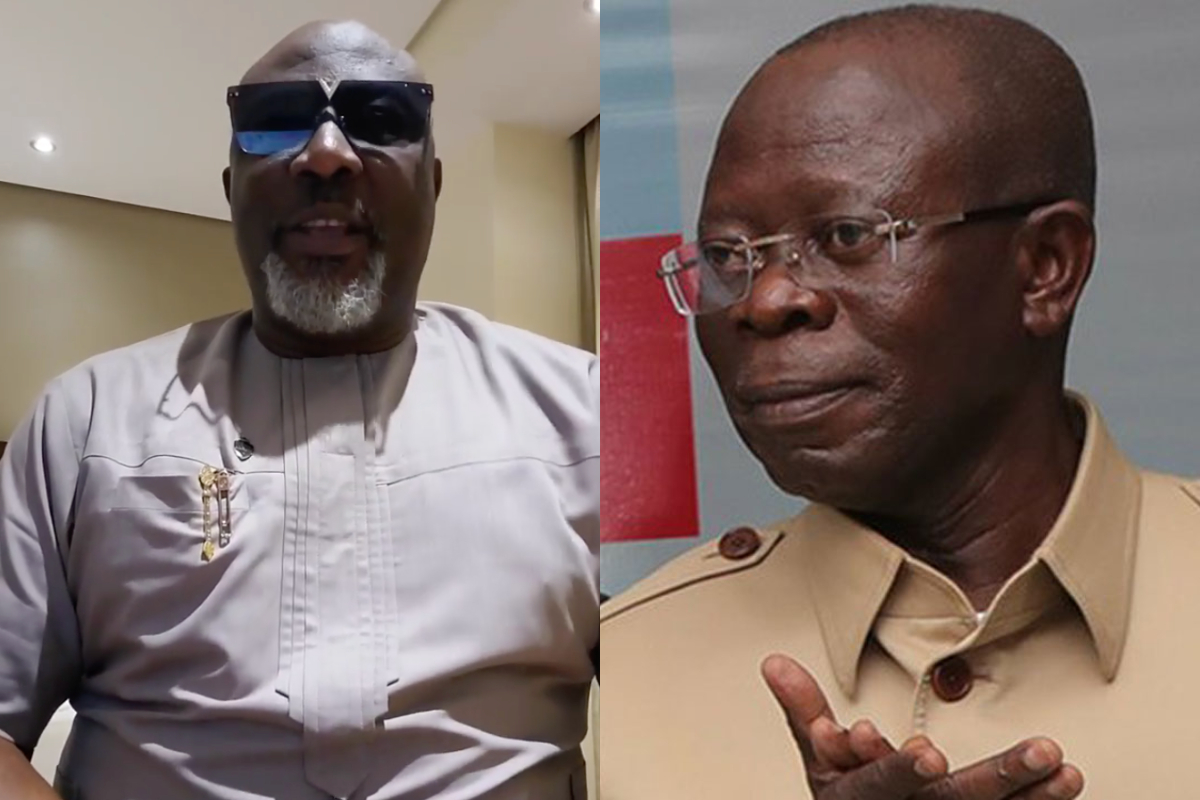 Oshiomhole Has Gone From Oshobaba To Oshopikin - Dino Melaye