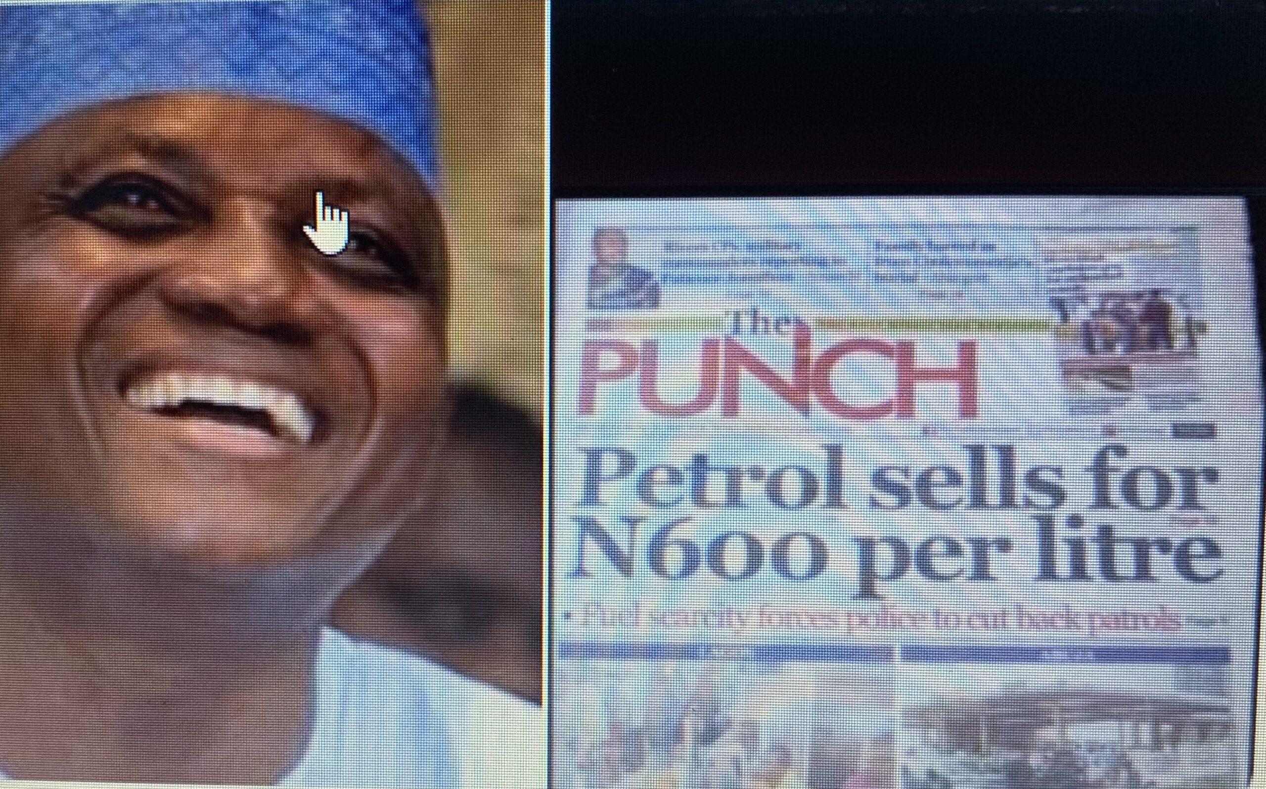 Nigerians Roast Garba Shehu For Saying Fuel Sold For N600 Under PDP