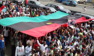 We Want Biafra Not An Igbo President - IPOB Declares