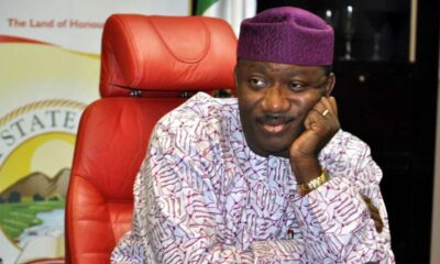 SHOCKER : Governor Fayemi Suspended From All Progressive Congress