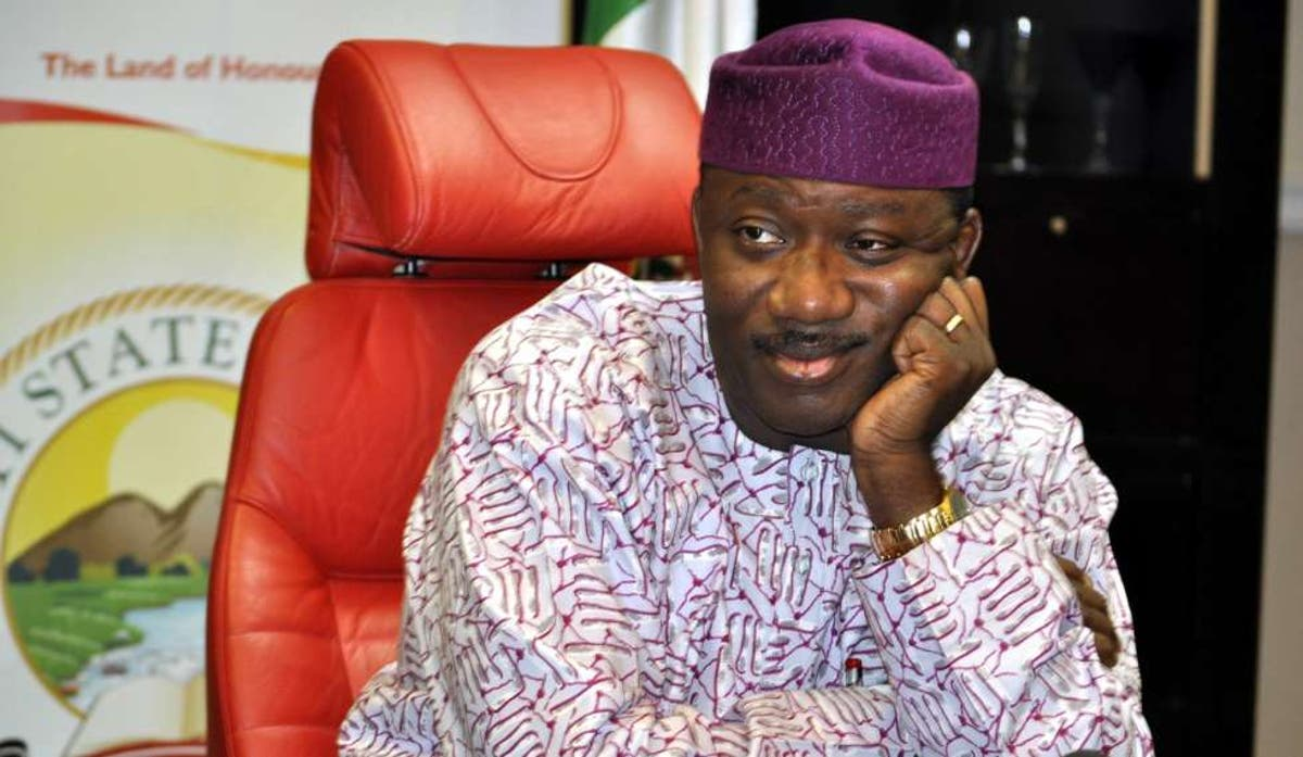 SHOCKER : Governor Fayemi Suspended From All Progressive Congress