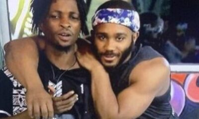 BBNAIJA :See Why Kidd Waya Is Rethinking His Friendship With Laycon