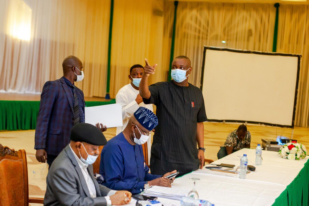 Full Details Of FG And Nigeria Labour Congress Agreement