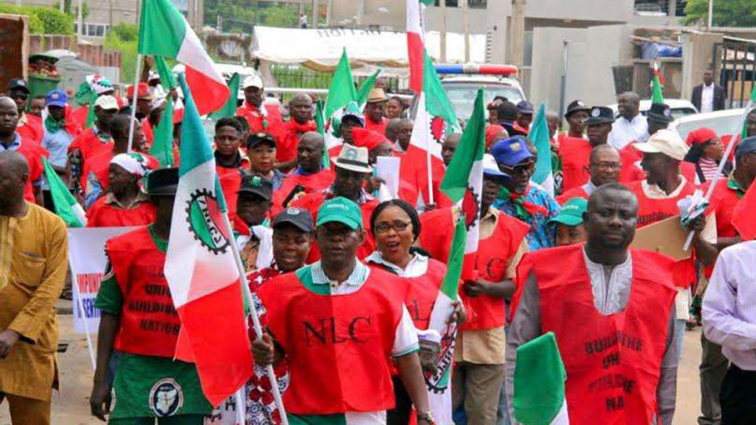 No Going Back On Planned Strike - Nigeria Labour Congress