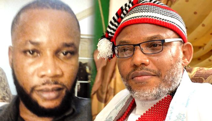 Nnamdi Kanu 's Brother Beaten In His Village Over Kingship Tussle