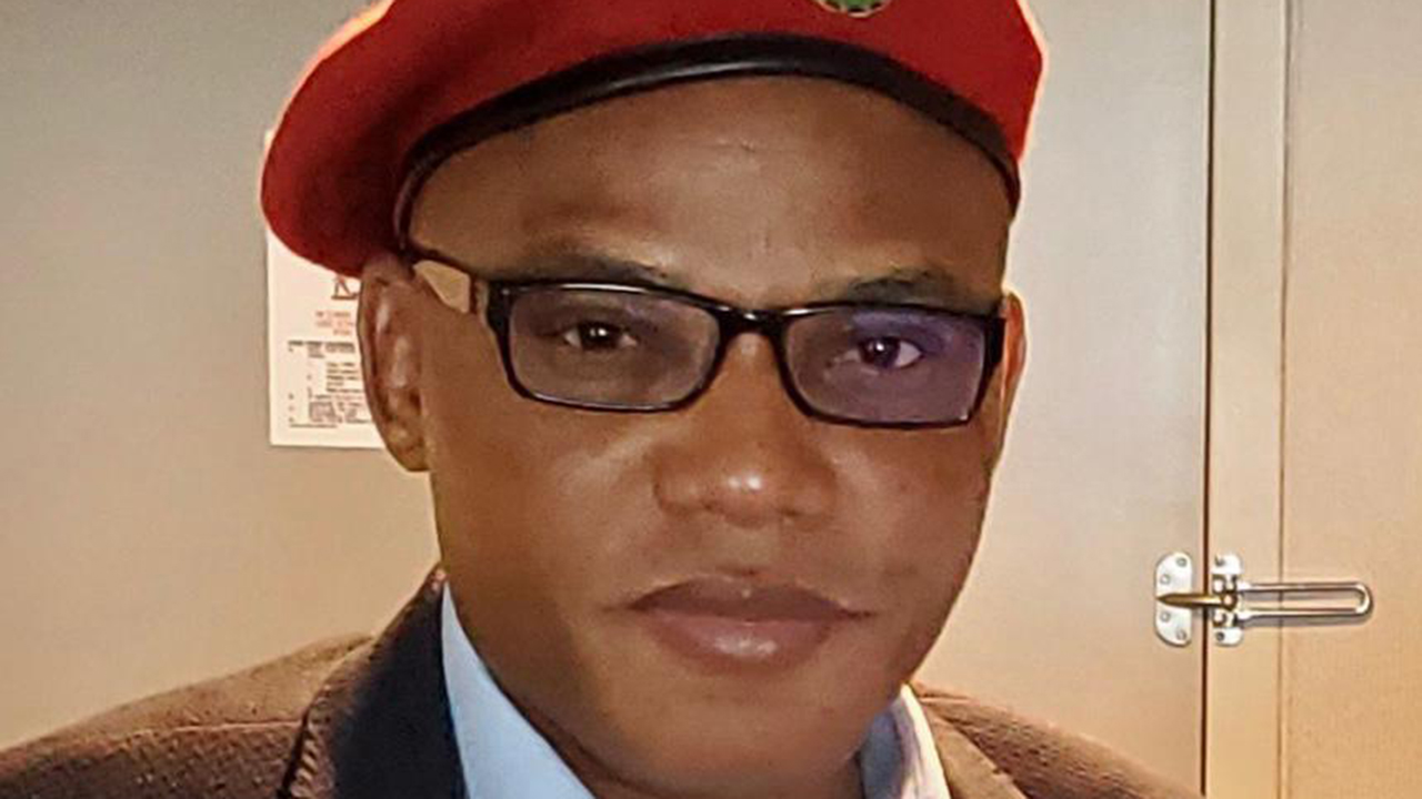 NNAMDI KANU: As We Hunt Terrorists, We Are Hunting Every Saboteur