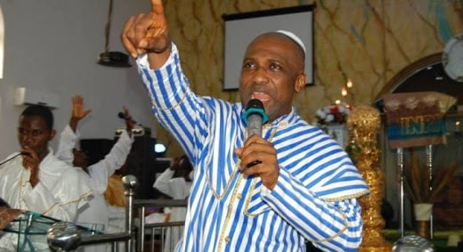Primate Ayodele Fulfilled Prophecy On Covid-19 In Presidential Villa