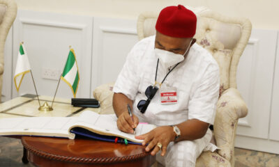 Uzodimma Speaks On How Presidential Candidate Will Emerge In APC