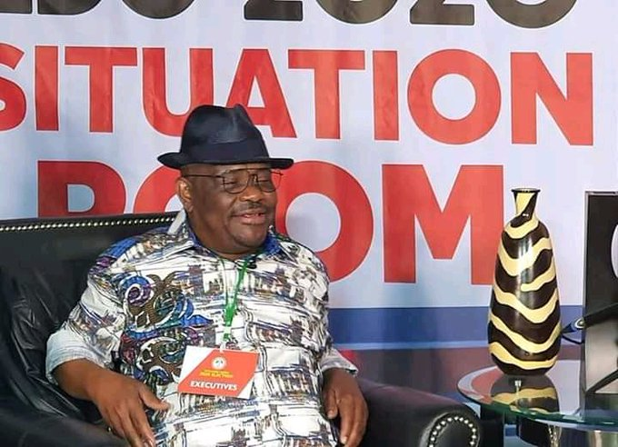EDO DECIDES : Do Not Declare Edo Election Inconclusive - Wike Warns