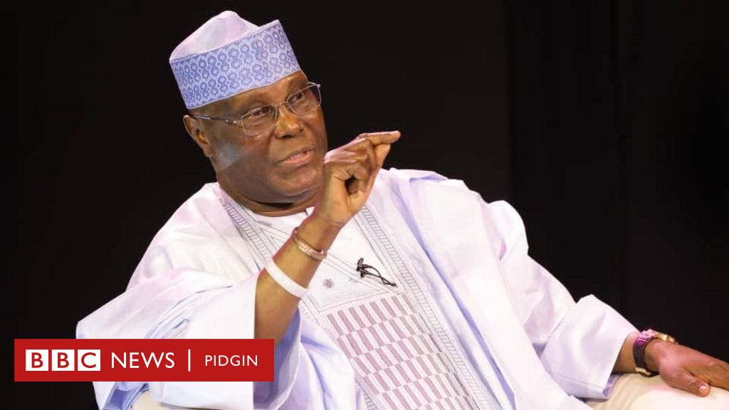 Atiku Begins Moves To Stop Buhari's Govt. From Borrowing From China