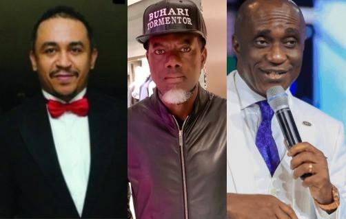 Daddy Freeze, Reno Omokri Fires Back At Pastor Ibiyeomie