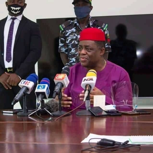 You Will Be Nigeria's President Soon -CAN Prophesies On Fani-Kayode
