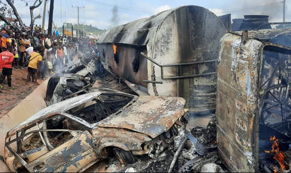 Yahaya Bello declares two-day mourning for victims of tanker explosion