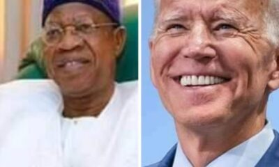 IPOB : Nigeria Backs Joe Biden With $600m To Spite Trump