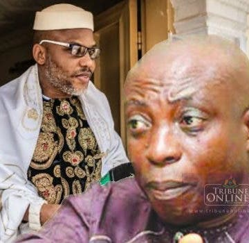 See Evidence Of Collection Of Funds By Ralph Uwazurike And IPOB